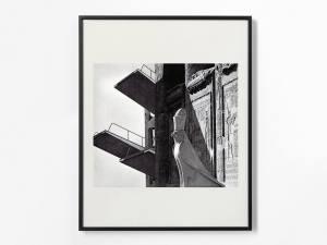Marcus Kleinfeld, LOOP, 2013 Collage 50 x 40 cm