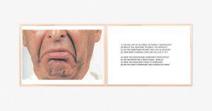 Marcus Kleinfeld, MORAL HYGIENE (II), 2009 2 inkjet prints 63 x 165,5 cm