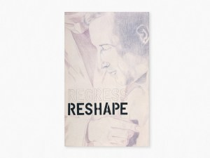 Marcus Kleinfeld, REGRESS / RESHAPE, 2009 Oil, pencil on canvas 100 x 70 cm