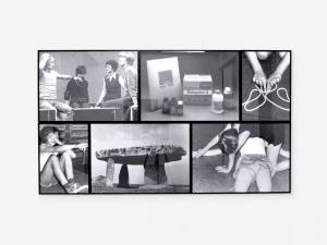 Marcus Kleinfeld, SEILSCHAFTEN, 2014 6 inkjet prints 86 x 152 cm