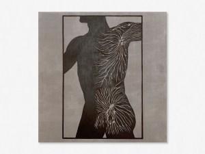 Marcus Kleinfeld, VESSEL, 2012 Oil on linen 140 x 140 cm