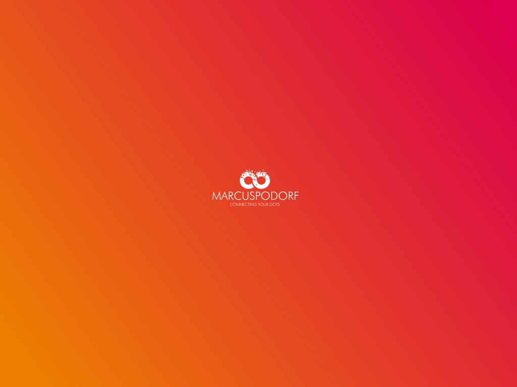 Marcus Podorf Wallpaper_Logo