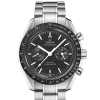 Omega Speedmaster Moonwatch Co-Axial Chronograph Sort Skive Stål 44,25 MM-31130445101002
