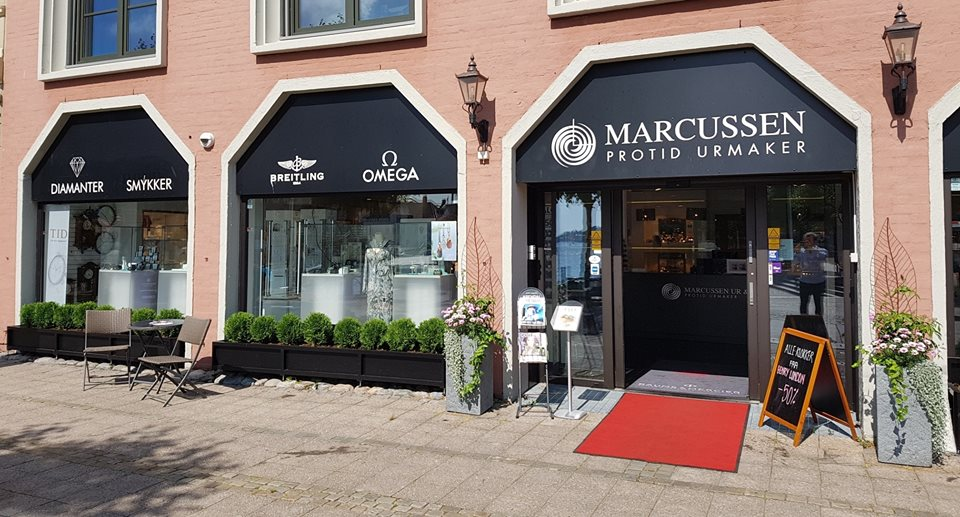 Marcussen fasade