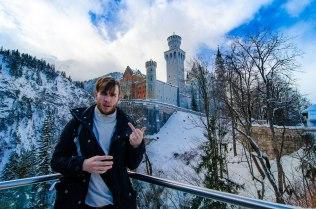 neuschwanstein castle...