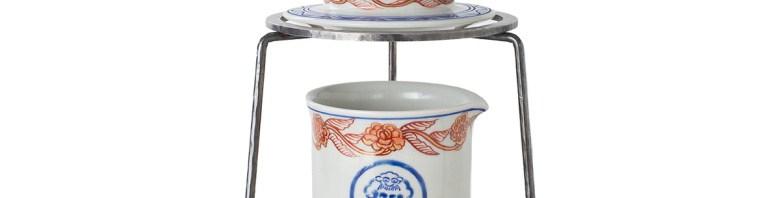 Home: visvim little cloud coffee Dripper and Coaster Set