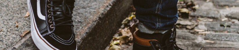 Footwear: Wear These Vans For The Winter @VANS_66