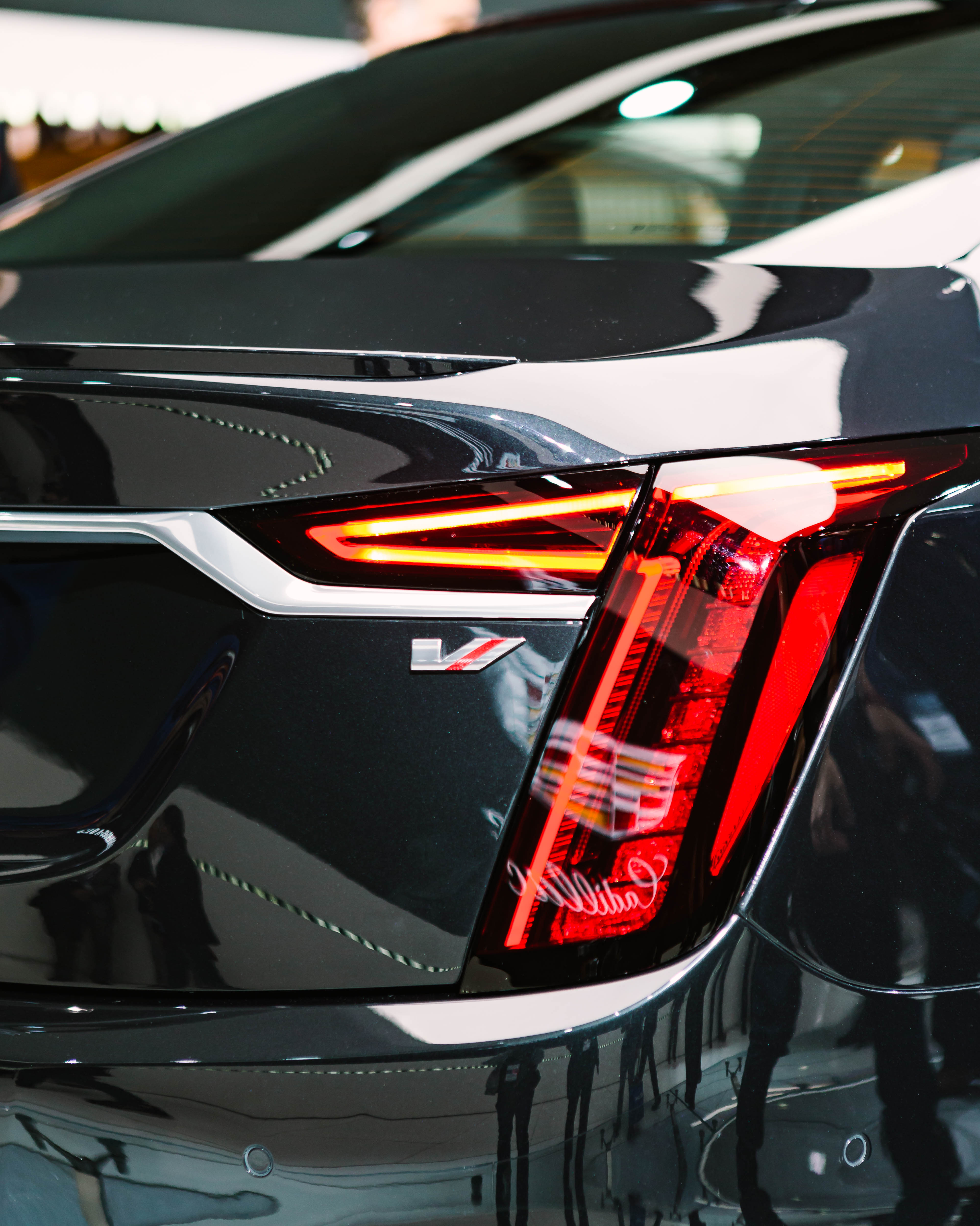 Cadillac Injects V-Sport Into Their Flagship CT6 Sedan