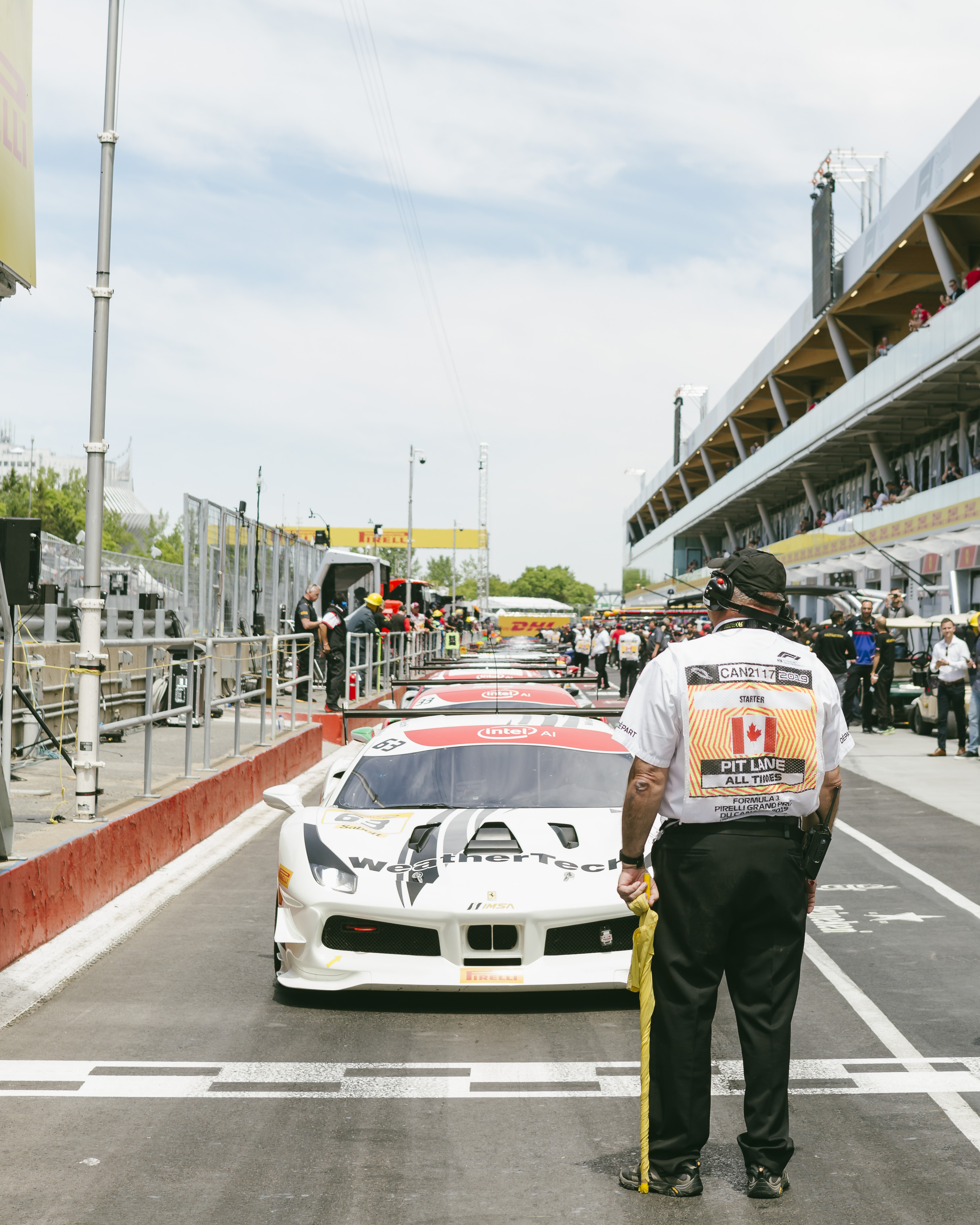 The Ferrari Challenge Returns To Montreal