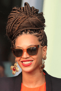 Top 5 Celebrities with popular hair braiding styles