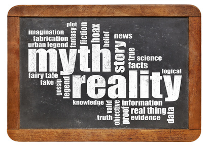myth word cloud