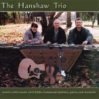 Photo — The Hanshaw Trio CD cover.
