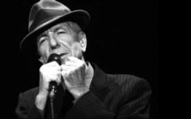 """""""Hallelujah"""" - Leonard Cohen"""