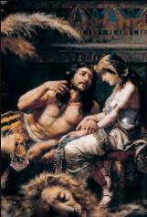 """Hallelujah"" - Samson and Delilah"