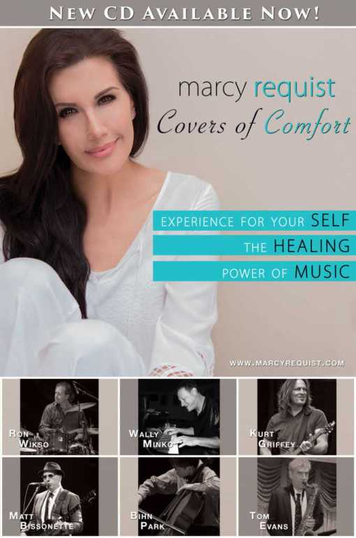 Covers of Comfort Poster