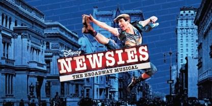 Newsies MainStage Programming