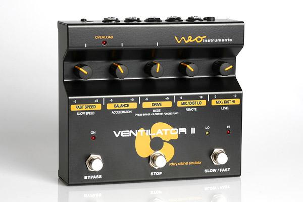 Neo Ventilator 2 Leslie Emulator