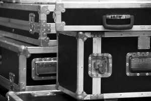 instrument and laptop cases