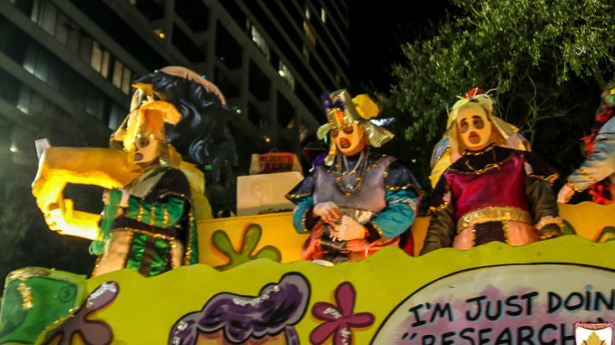 Photos from last night's Hermes, Krewe D'Etat, and Morpheus parades are now up!
