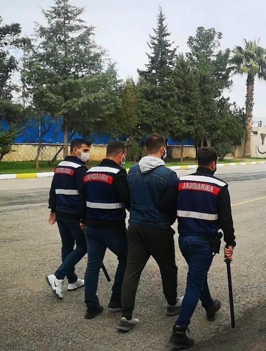 Mardin'de 5 yıl kesinleşmiş hapis cezası bulunan zanlı yakalandı