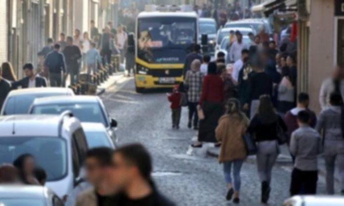 Mardin nüfusunun yüzde 5,6'sı yaşlılardan oluşuyor