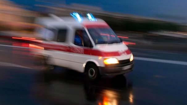 Bulduğu cismin patlaması sonucu ağır yaralandı