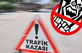 Artuklu'da trafik  kazası: 3 yaralı