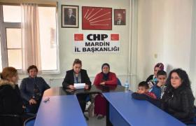 CHP'li Kadınlardan Çocuk İstismarlarına tepki