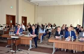 Akreditasyon Kurulu Genel Sekreterleri Mardin'de toplandı