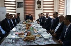 Milletvekili Külünk Mardin'de Sanayicilerle Buluştu