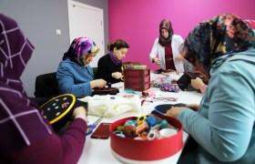 MARMEK'te hedef: 47 bin kadına kurs