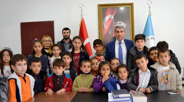 """""""Mardin'de Bir Gün Projesi"""" Sürüyor"""