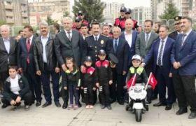 Polis Teşkilatının 173'ncü Kuruluş Yıldönümünü Coşkuyla Kutlandı