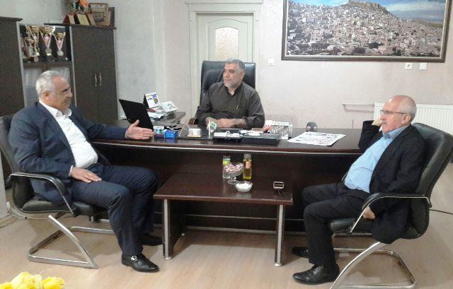 Süleyman Çelik: Kürtlerin haklarının savunucusu AK Parti'dir