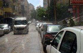 Ramazanda yağmur bereketi sevindirdi
