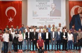 Ak Parti Basın Mensupları İle Bir Araya Geldi