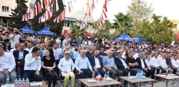 """Kızıltepe'de """"10. Pişmaniye Festivali"""""""