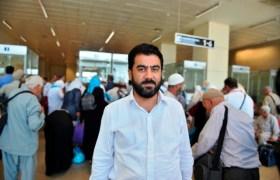 Mardin'in ilk hacı kafilesi döndü