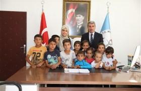 """""""Mardin'de bir gün"""" projesi başladı"""