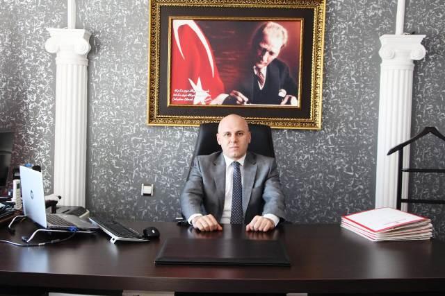 Nusaybin Cumhuriyet Başsavcısı Barış Zehir görevine başladı