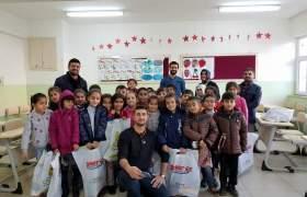 İGÜD'ten çocuklara yardım eli