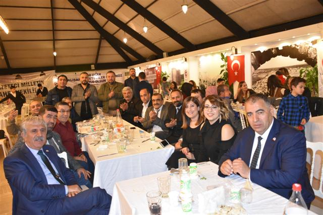 Güneydoğulu Gazeteciler Şanlıurfa'da Günlerini Kutladı