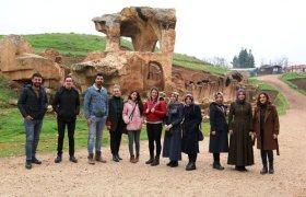 Aday öğretmenler Mardin'i gezdi