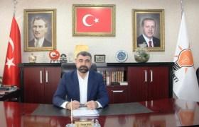 Ak Parti Mardin İl Başkanı Faruk Kılıç'ın Kurban Bayramı Mesajı