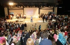 Yaz Kur'an Kursu kapanış programı