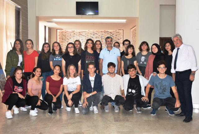 Tekirdağlı Gençler Mardin'i Tanıdı