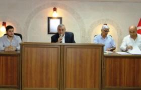 Midyat Belediye Meclisi toplandı