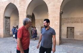 Din görevlisinden turizm elçiliği