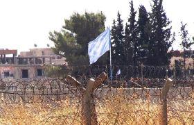 YPG sınır hattında varlık  göstermeye devam ediyor
