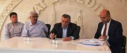 Midyat Belediyesi'nden, Barış Pınarı Harekatı'na destek